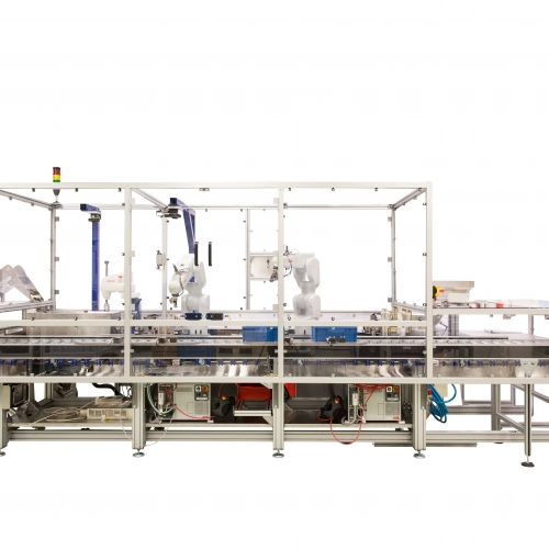 Assembly Cell Druck kanal